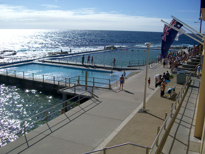 Dee Why Ocean Rock Swimming Pool