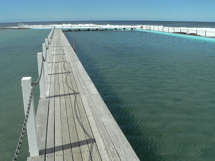 North Narrabeen Ocean Rock Pool Boardwalk