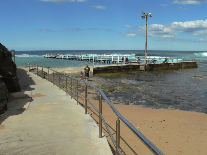 North Narrabeen Ocean Rock Pool