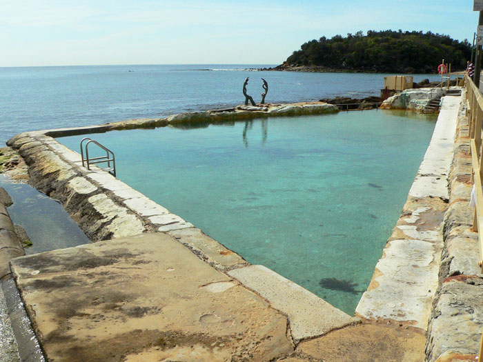 Fairy Bower Ocean Rock Pool