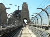 Walking Over The Harbour Bridge