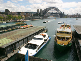 Circular Quay To Manly Ferry – Collaroy