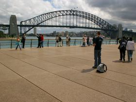 Cicular Quay & Sydney Opera House