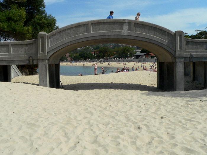 Balmoral Promenade To Rocky Point Island Bridge