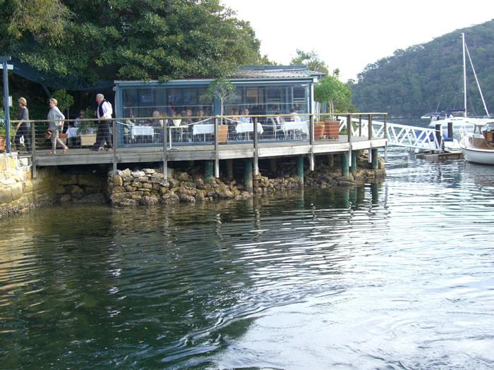 Cottage Point Inn Restaurant
