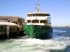 Manly Ferry Birthing
