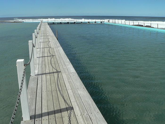 North Narrabeen Ocean Rock Pool Boardwalk