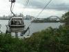 Sky Safari Gondola Lift At Taronga Zoo