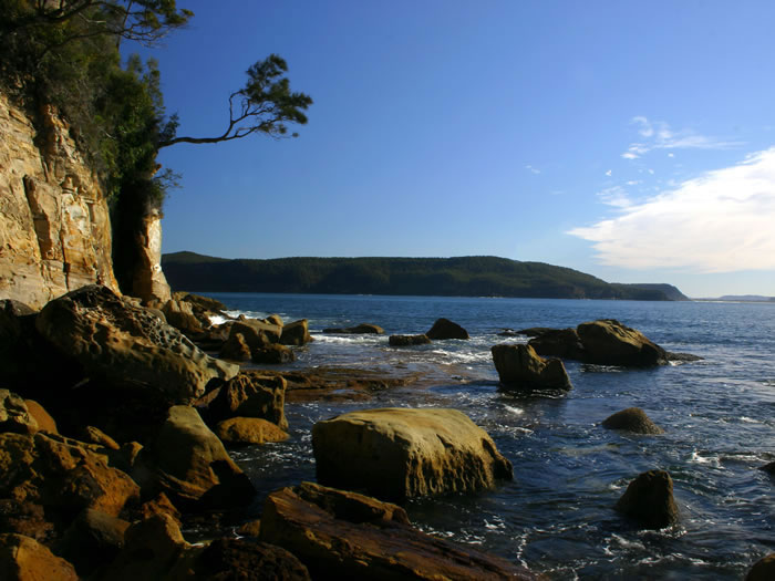 Hawkesbury River Meets the Pittwater